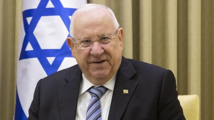 Reuven Rivlin, Israel