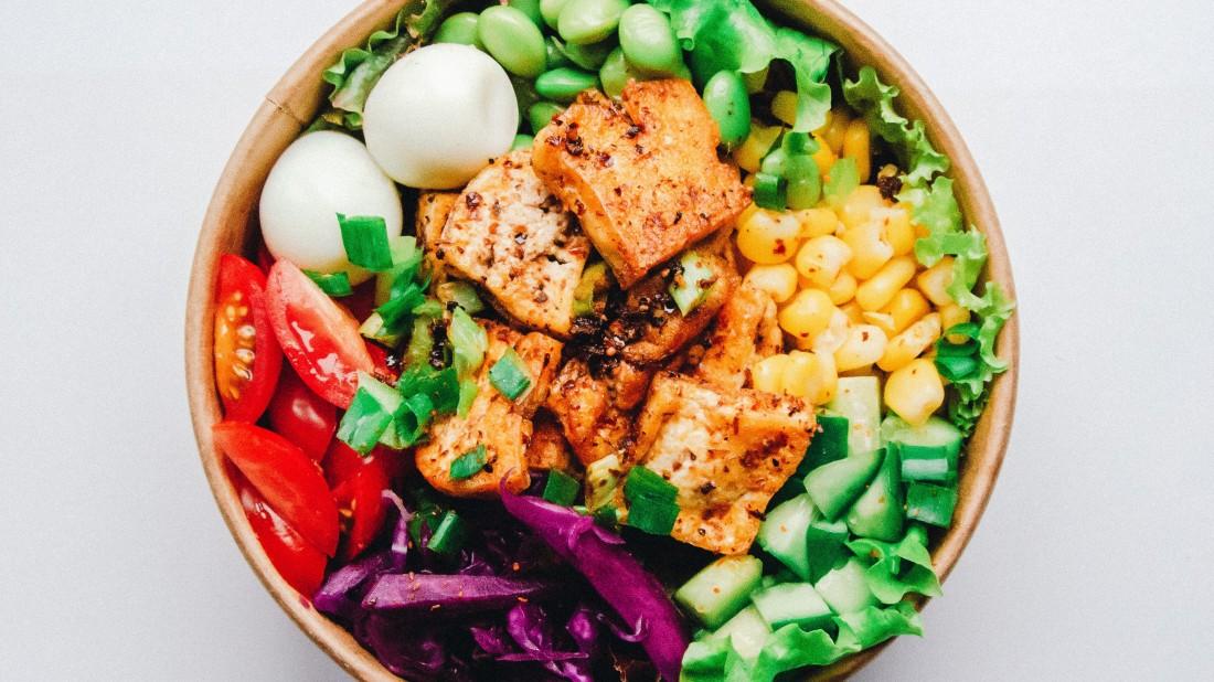 Vegane Küche und Fleischersatz