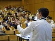 Karriere in der Wissenschaft Professor Habilitation Promotion, ap