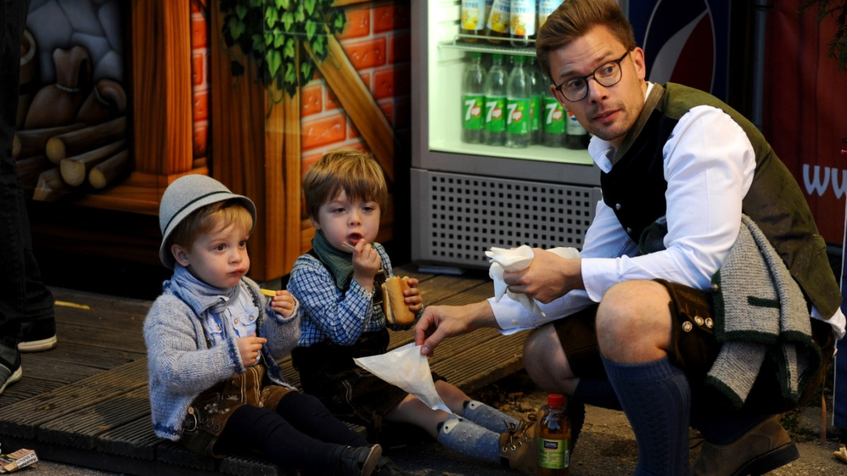 Oktoberfest München: Spartipps für Familien mit Kindern