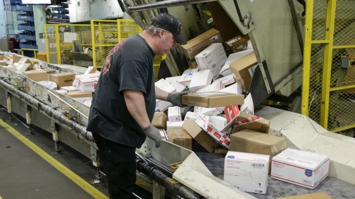 USA bestehen auf Sonderrechten bei Postgebühren