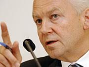Deutsche Bahn Bahnchef Rüdiger Grube ddp