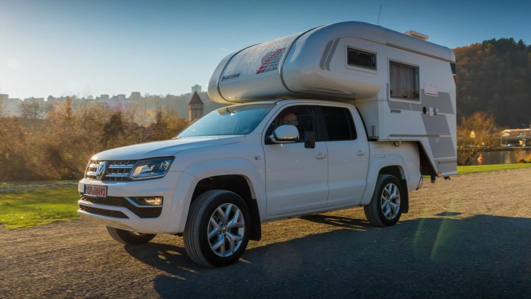 VW Amarok im Test: Reisen im Auto-Rucksack