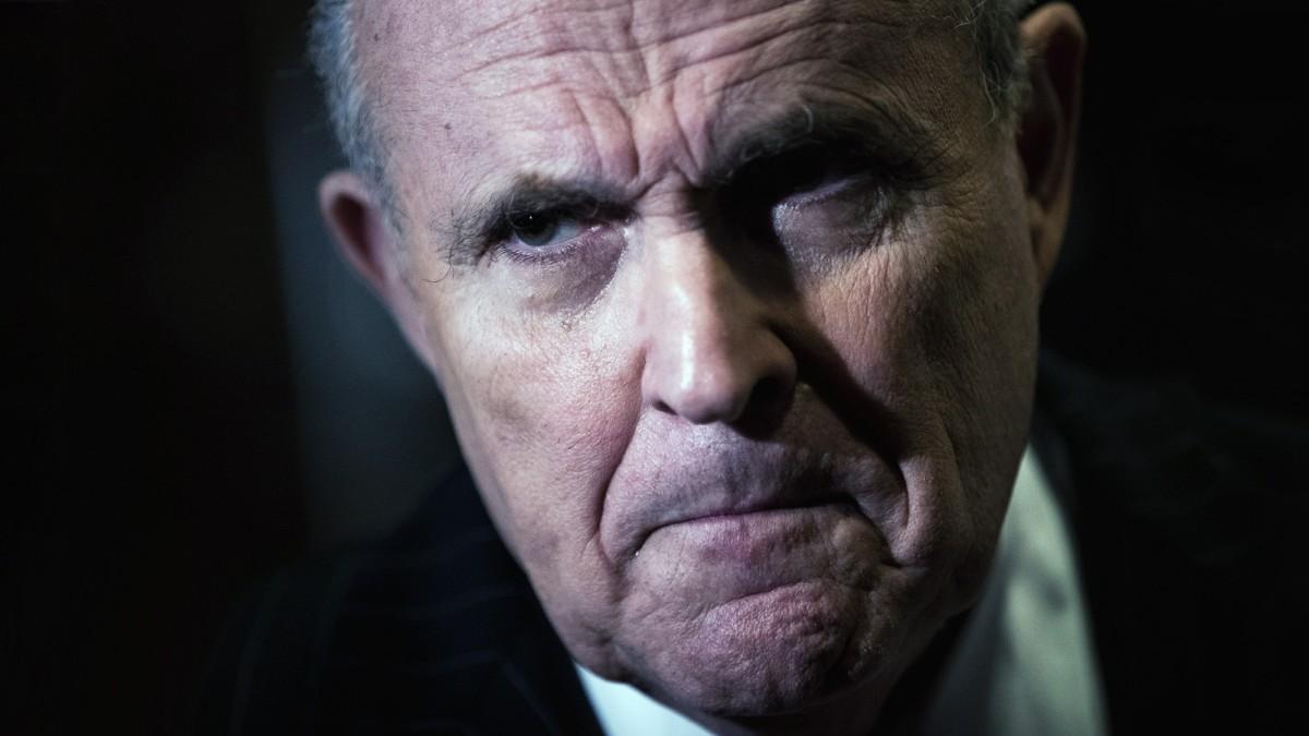 Ukraine-Affäre: Rudy Giulianis Rolle in der Affäre