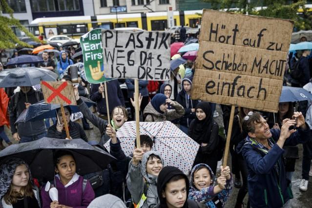 Klimastreik - Berlin