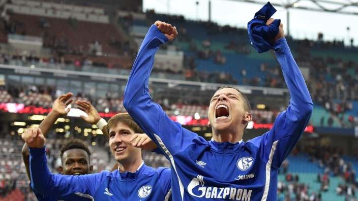Bundesliga - RB Leipzig v Schalke 04