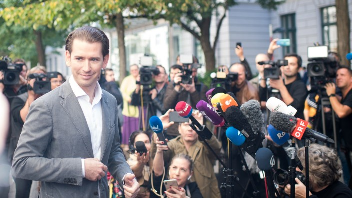 Austria Holds National Council Elections