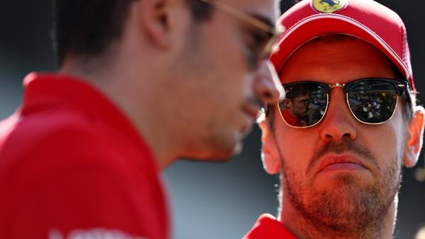 F1 Grand Prix of Russia; Sebastian Vettel, Sotschi, Ferrari