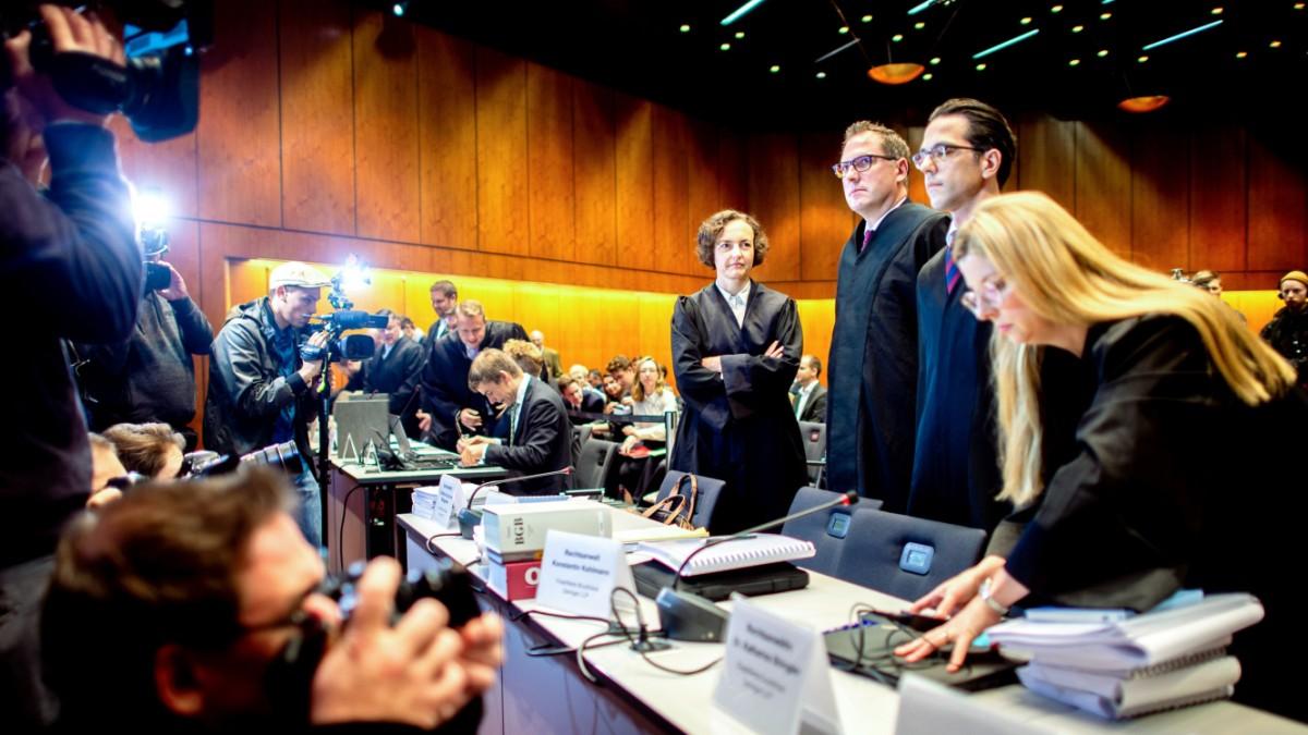 Dieselskandal: Dämpfer für VW-Kunden