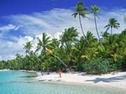 Cook-Inseln, dpa
