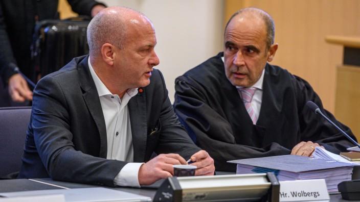 Regensburgs suspendierter OB Wolbergs erneut vor Gericht