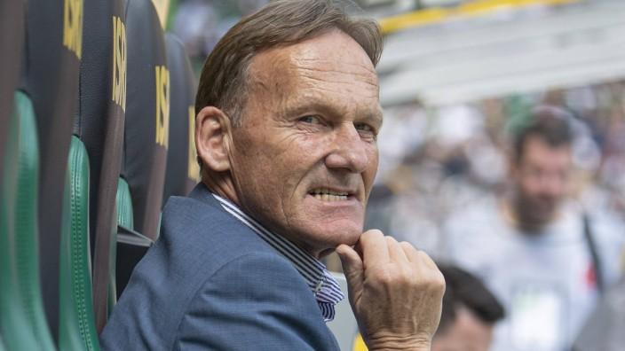Hans Joachim WATZKE Vorsitzender Geschaeftsfuehrer DO Fussball 1 Bundesliga 34 Spieltag Borussi; Watzke