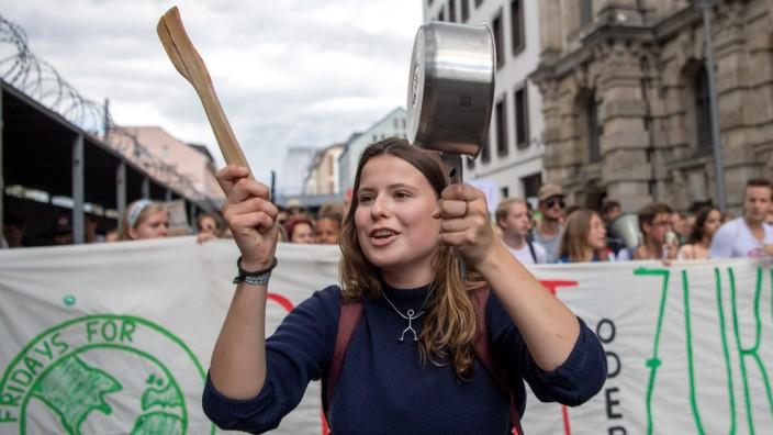 Frankfurter Buchmesse 2019 - Luisa Neubauer