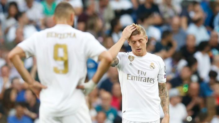 Real Madrid - FC Brügge