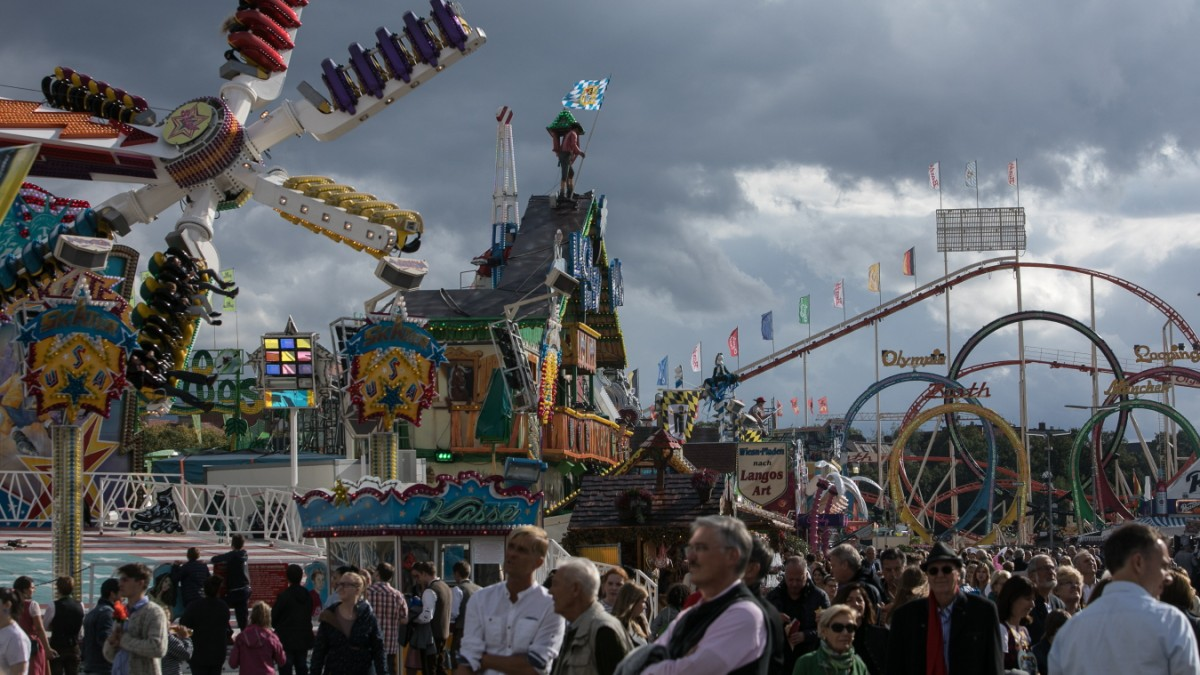 Newsblog zum Oktoberfest: So wird das Wetter am letzten Wiesn-Wochenende