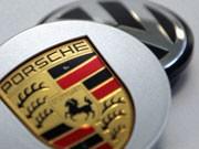 Porsche, VW, Foto: ddp