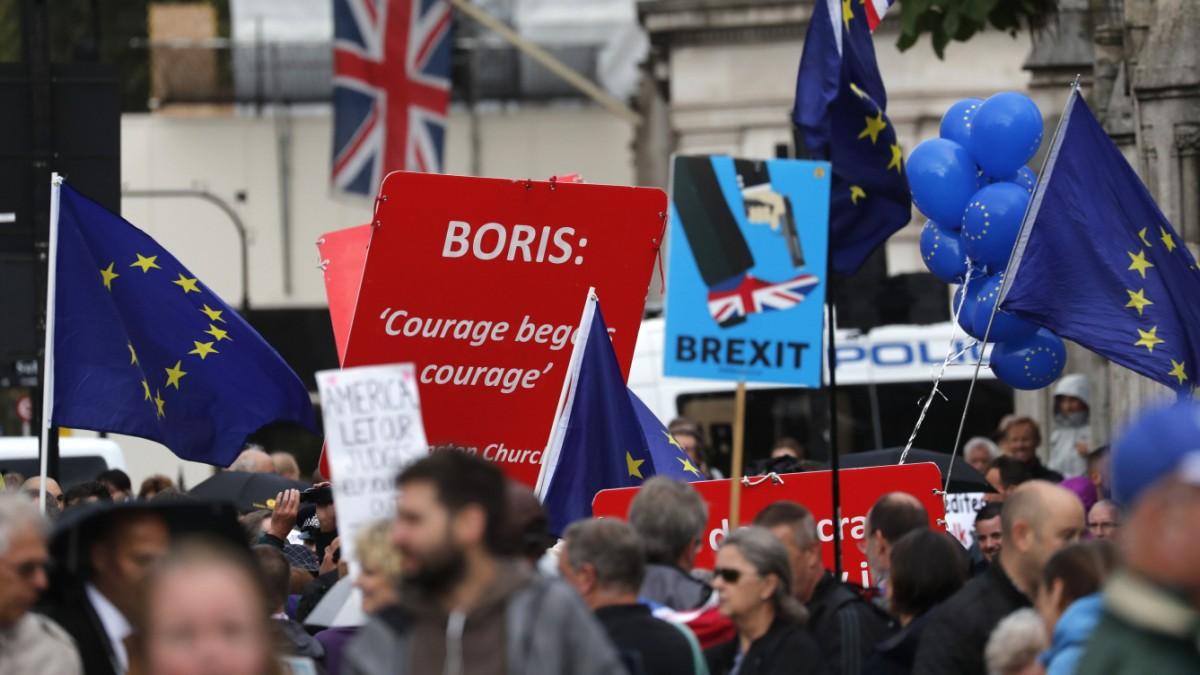 Brite erleidet akute Psychose nach Brexit-Votum