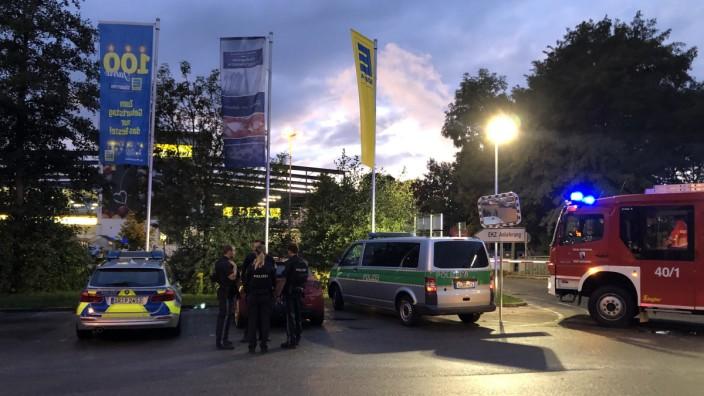 Mann in Abensberg in Niederbayern erschossen