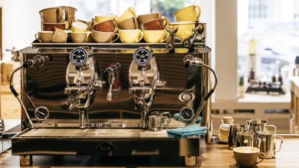 Bohnenfee Kaffeerösterei