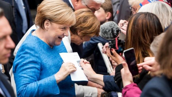 Tag der Deutschen Einheit · Offizielle Feier