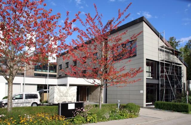 Das neue Präventionszentrum der Klinik Höhenried; Das neue Präventionszentrum der Klinik Höhenried