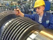 Metallindustrie, Foto: dpa