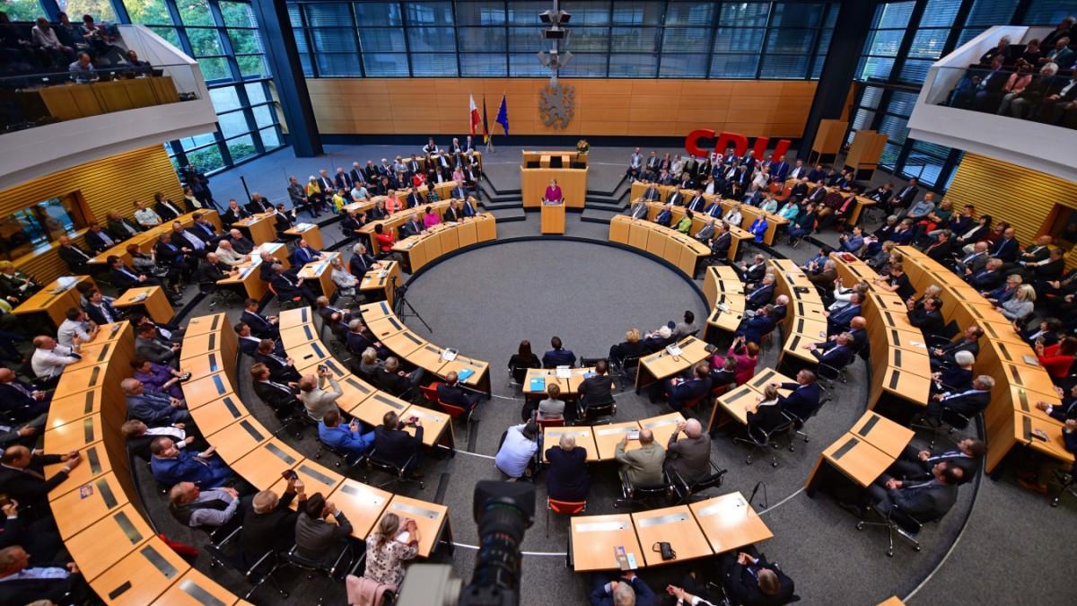 Thüringen: Selbst Koalition CDU und Linke ist denkbar