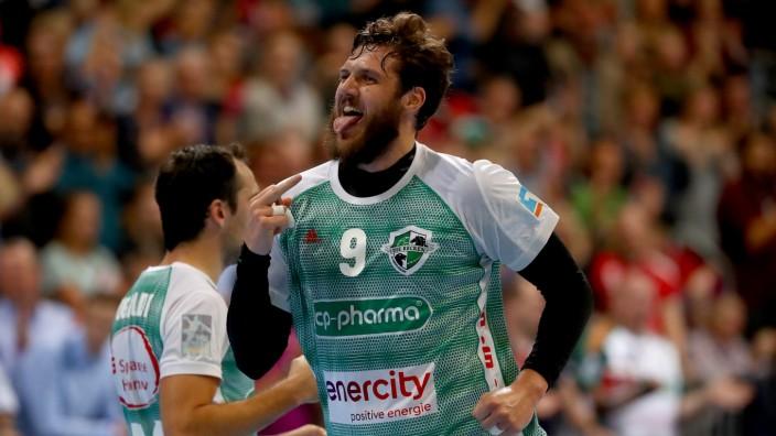 TSV Hannover-Burgdorf v SG Flensburg-Handewitt - Liqui Moly Handball Bundesliga