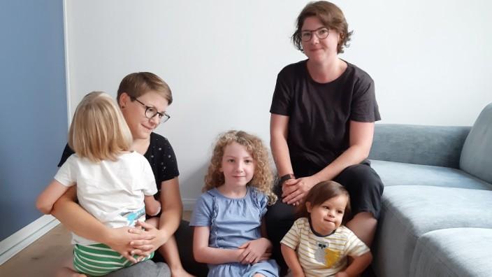 Down-Syndrom Kind Familie Foto: Heike Nieder (Digitale Ausgabe, über Slack zu erreichen)