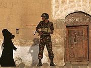 Jemen, Sanaa, AFP