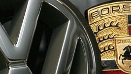 Volkswagen und Porsche fusionieren; ddp