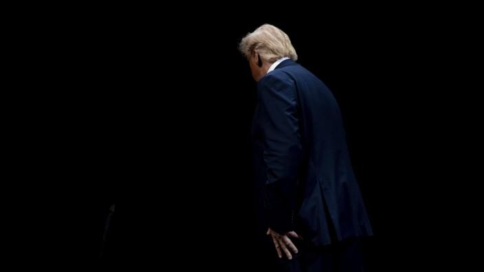 Trump delivers address on healthcare