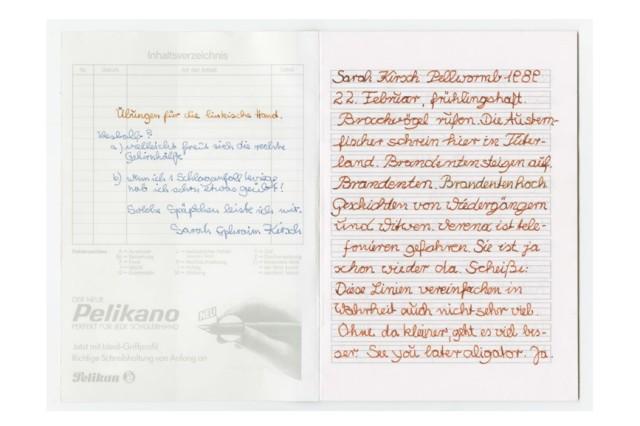 """""""Hands on! Schreiben lernen, Poesie machen"""" 2019"""