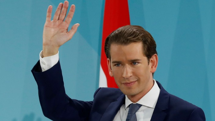 Parliamentary election in Austria