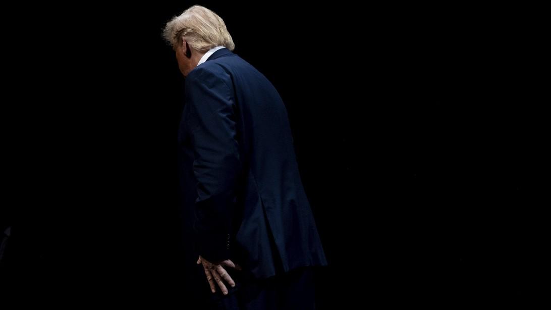 Zweiter Whisleblower will gegen Trump aussagen