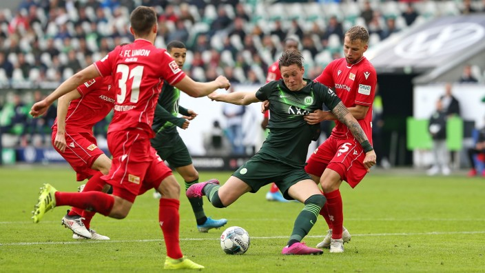 VfL Wolfsburg v 1. FC Union Berlin - Bundesliga