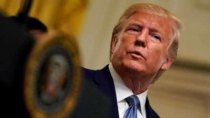 Trump erleidet im Streit um Steuererklärungen juristische Niederlage