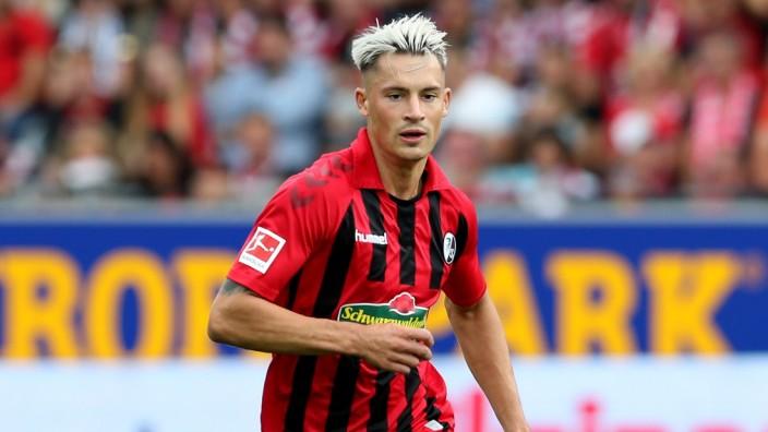 Sport-Club Freiburg v 1. FSV Mainz 05 - Bundesliga; Robin Koch SC Freiburg