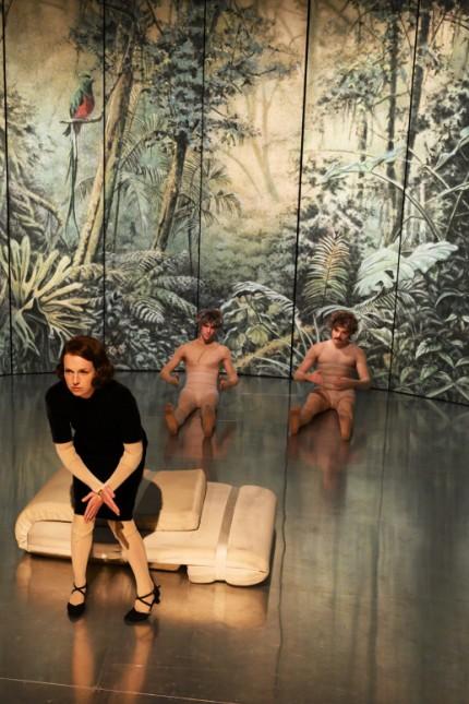 Frau Ada denkt Unerhörtes (UA); Schauspiel Leipzig