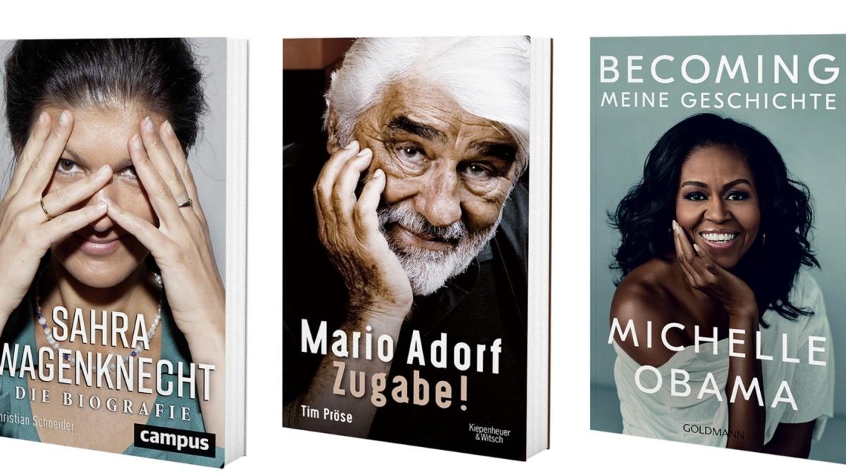 Marketing bei Büchern - Das liegt doch auf der Hand