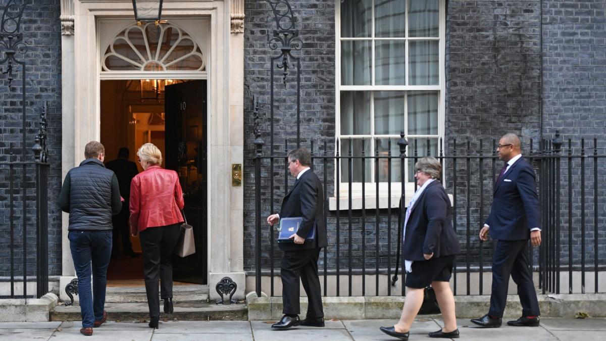 Brexit: London glaubt nicht mehr an einen Deal
