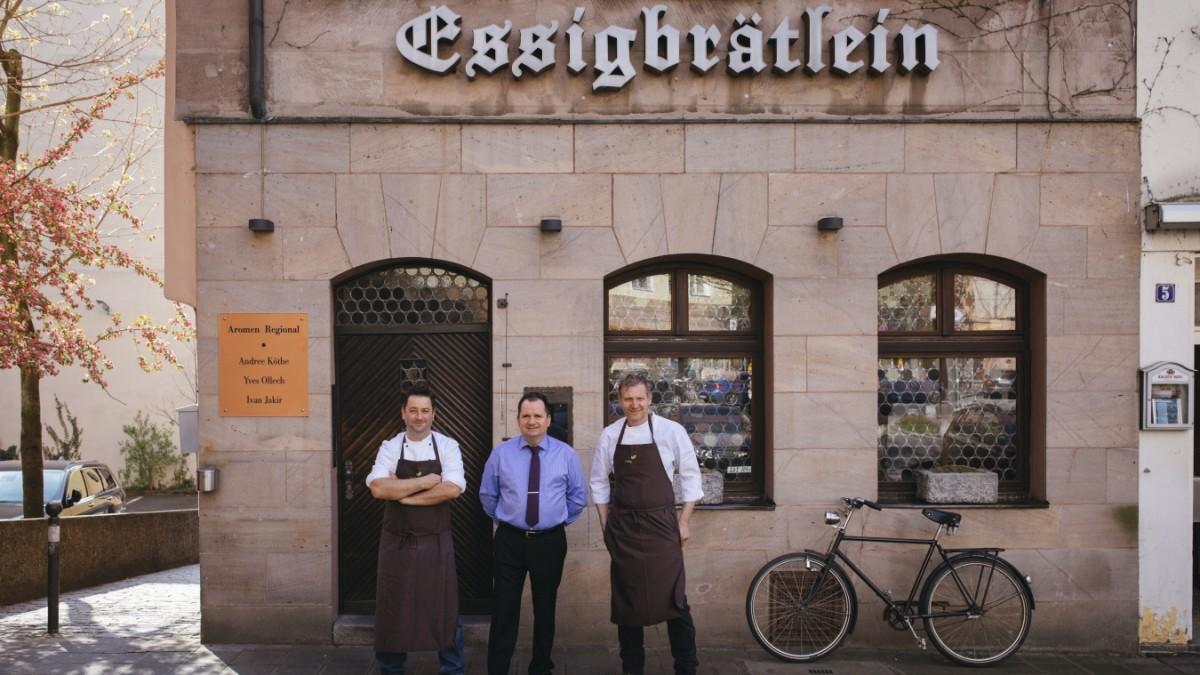Das macht Nürnberg zum kulinarischen Zentrum