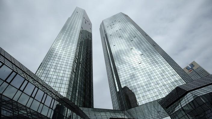 Stellenabbau bei Deutsche Bank - Rund 9000 Jobs in Deutschland betroffen