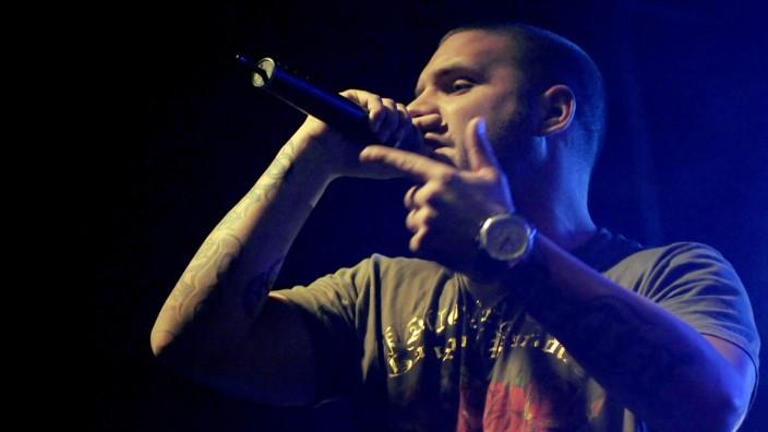 Berliner Rapper Fler