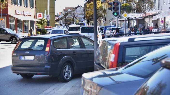 Verkehr Olching