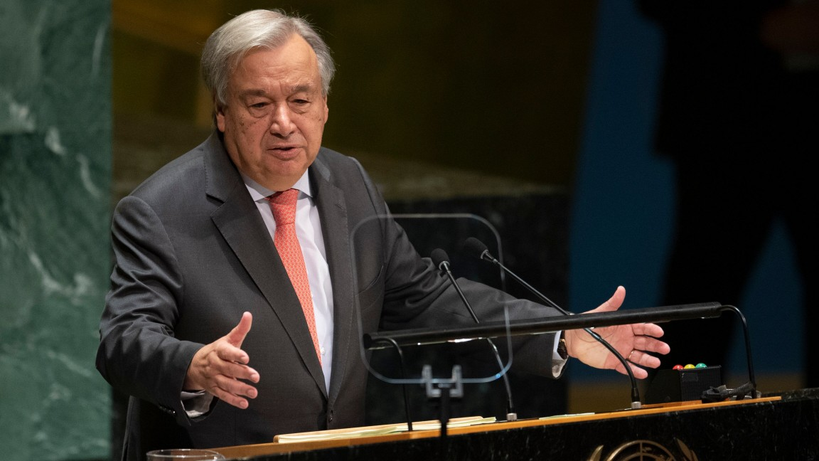 Finanzkrise bei den UN