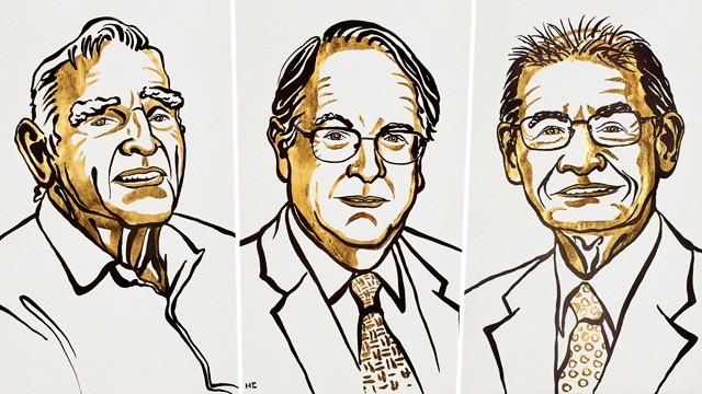 Chemie-Nobelpreis 2019 geht an drei Batterie-Forscher