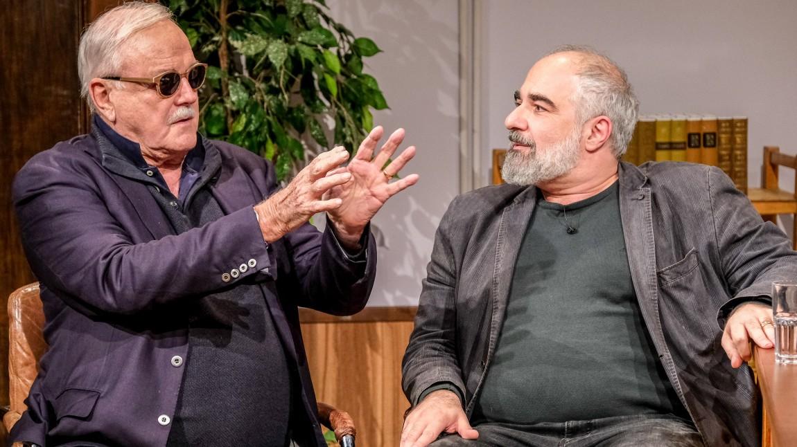 John Cleese und Michael Niavarani