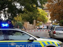 Halle an der Saale: Polizeieinsatz nach Schüssen vor Synagoge