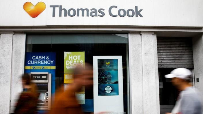 Hunderttausende betroffen: Deutsche Thomas Cook streicht alle Reisen für 2020